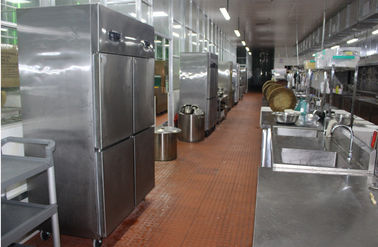 China Royal 4 - Star Hotel Commercial Kitchen Equipments / Professional Cooking Equipment leverancier